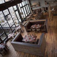 Мебель для кафе из паллет МК47