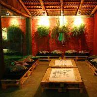 Мебель для кафе из паллет МК17