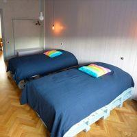 Кровать из поддонов КРО31