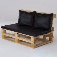 Кресло из паллет КРС45