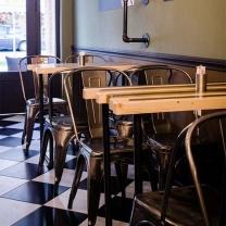 Мебель для кафе из поддонов МК138