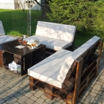 Мебель для уличного кафе МК203