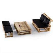 Мебель для кафе из поддонов МК58