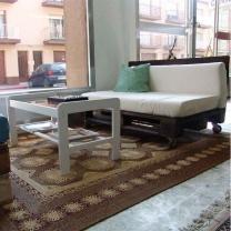 Мебель для кафе из паллет МК07