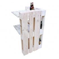 Мебель для кафе из поддонов МК46