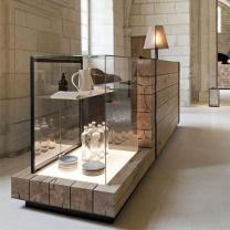 Мебель для магазина в стиле лофт МК166