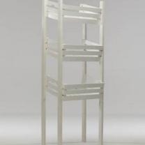 Деревянная этажерка для магазинов МК182