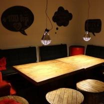 Мебель для бара из паллет МК197
