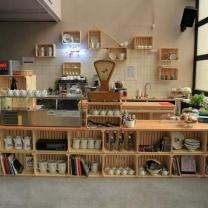 Мебель из паллет для магазина МК154
