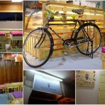 Мебель для кафе из паллет МК133