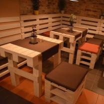 Мебель для кафе из паллет МК143