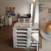 Мебель для кафе из паллет МК95