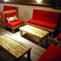 Мебель для кафе из паллет МК107